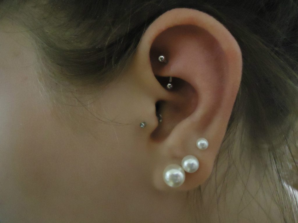 Piercing Ideas For Your Ears, Face & Body