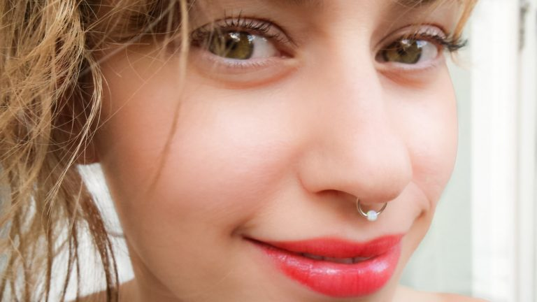Best fake nose and septum rings